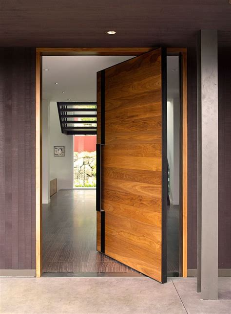 Contemporary Front Door Design How Modern Front Doors Can Reveal The Character Of Your Home