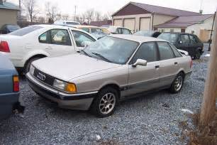 audi 80 2 0 1988 auto images and specification