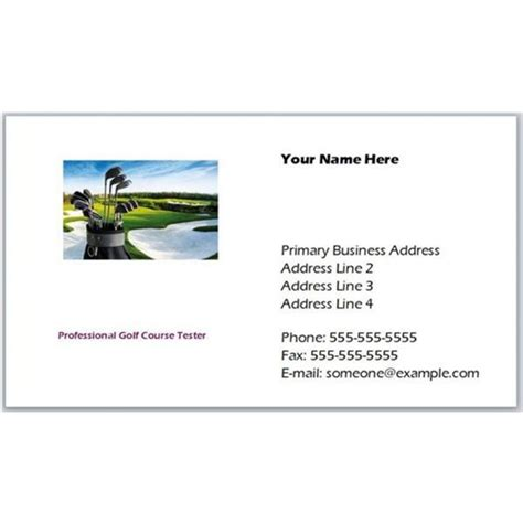 Microsoft Retirement Card Template by Learn Why Post Retirement Business Cards Are Necessary