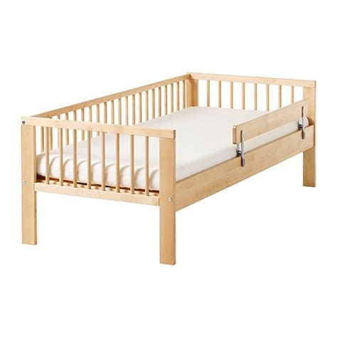 Ikea Toddler Bed Frame Gulliver Bed Frame With Slatted Bed Base Ikea
