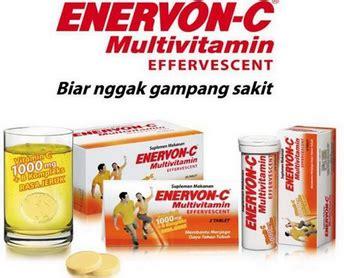 Suplemen Enervon C kegunaan enervon c tablet multivitamin untuk daya