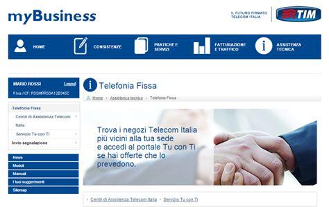 telecom italia mobile servizio clienti assistenza tecnica tim business