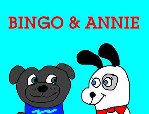 bingo puppy pals bingo x from puppy pals by mikeeddyadmirer89 on deviantart