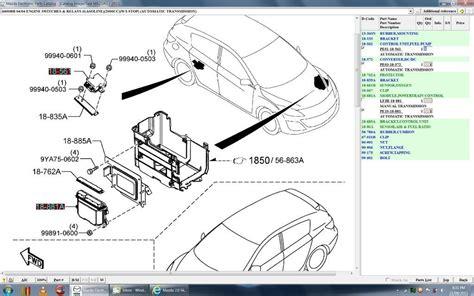 2000 mazda mpv fuel filter location mazda rx 8 engine parts diagram mazda free engine image