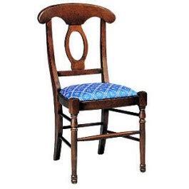 sedie in arte povera sedia cucina sala arte povera massello imbottita