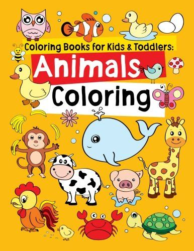 Animals Worksheet Read And Colour Pinpoint Colouring Books For Children