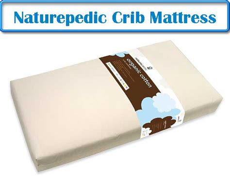 Home 100 Unbiased Mattress Reviews From Mattermattress Com Naturepedic Crib Mattress Review