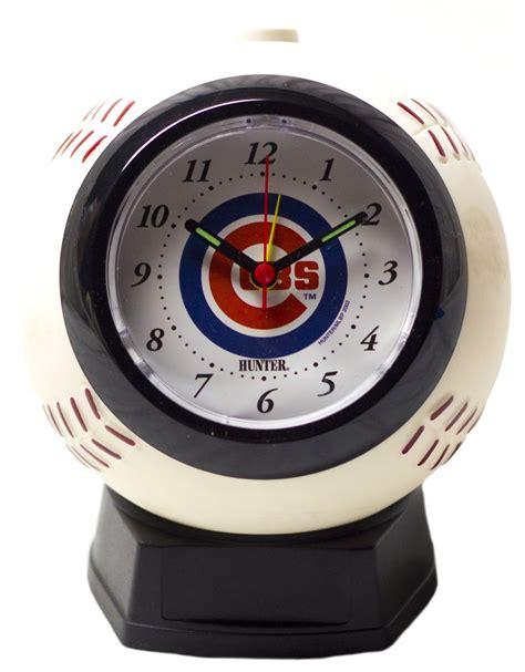 chicago cubs mlb baseball alarm clock sports nut emporium