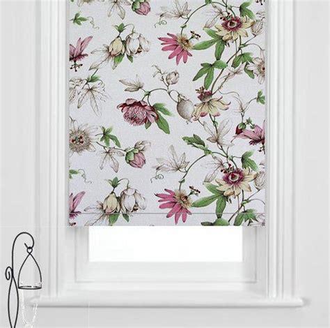 flower design roller blinds 17 best images about bonded roller blinds on pinterest