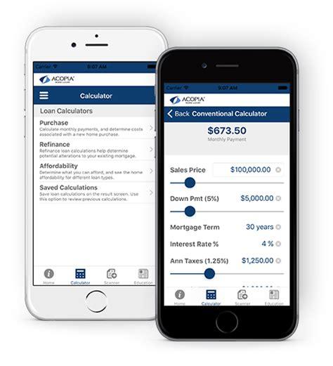 acopia acopia home loans