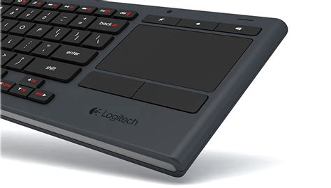Keyboard And Mouse For Living Room Logitech K830 Illuminated Living Room Keyboard 920 006102