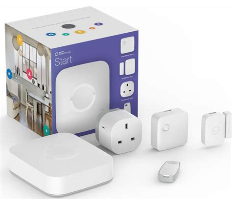 buy samsung smartthings starter kit free delivery currys