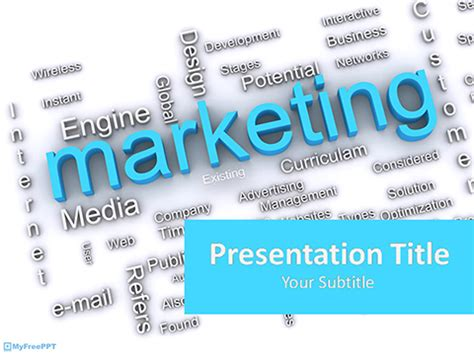 free marketing powerpoint templates marketing powerpoint template howtoebooks info