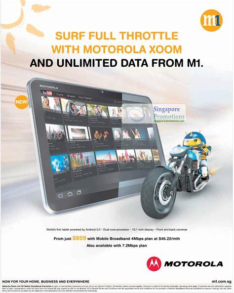 mobile unlimited broadband motorola xoom unlimited data mobile broadband 4mbps 7 2
