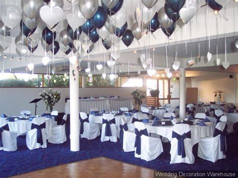 navy blue wedding centerpieces   Reference For Wedding