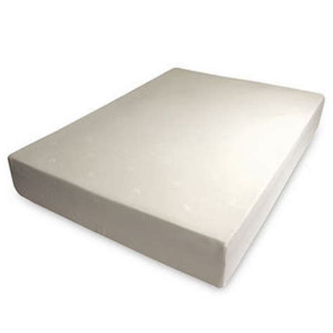 spa sensations 12 quot theratouch memory foam mattress reviews