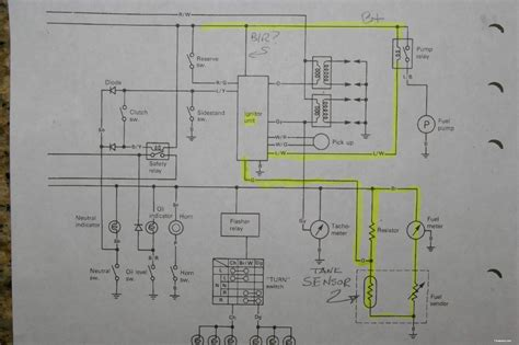 yamaha fj1200 wiring diagram 28 wiring diagram images
