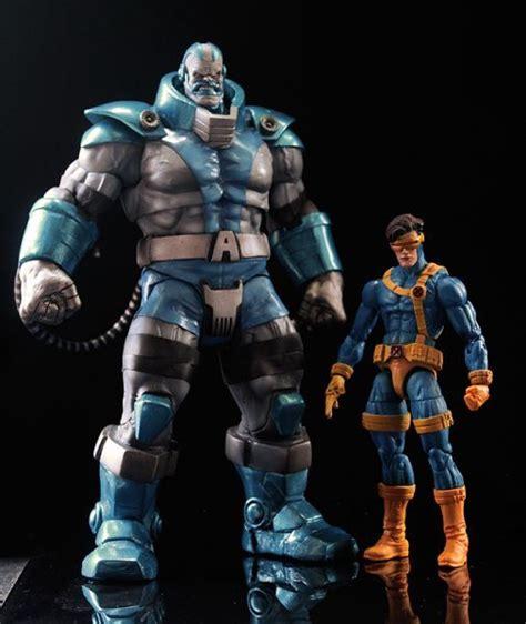 figure apocalypse apocalypse marvel legends custom figure custom