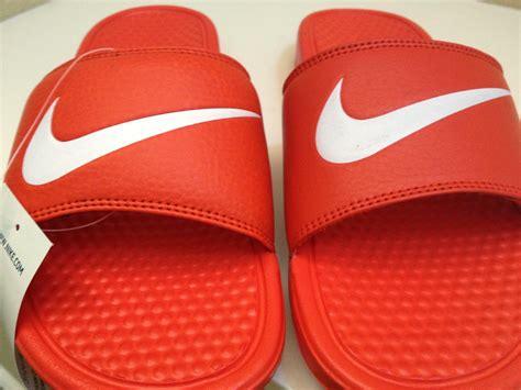 pictures of nike slippers nike benassi swoosh slippers cebu philippines everest
