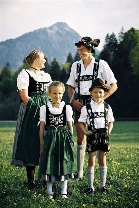 traditional german s clothing germany austrian typical dirndl skirted pinafores for