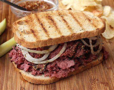 Best Kitchen Gadgets Ever by Wagyu Pastrami Sandwich How To Feed A Loon