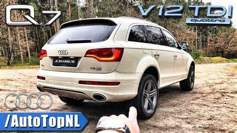 Audi Q7 V12 Tdi Test by Audi Q7 V12 Tdi Review Pov Test Drive By Autotopnl Youtube
