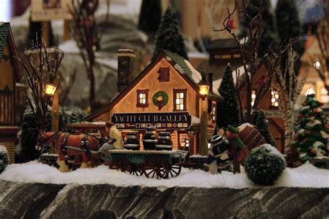 uncategorized miniature christmas village animals