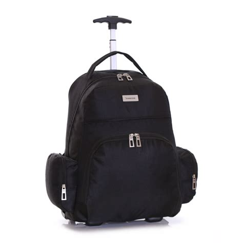 best cabin luggage backpack wheeled cabin laptop computer suitcase trolley