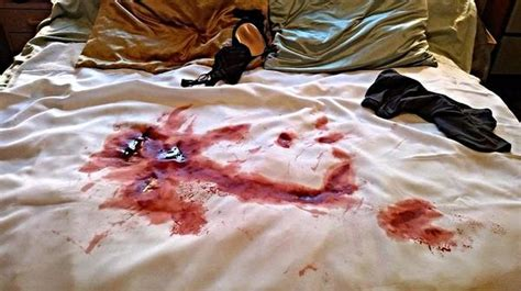 how to get blood out of bed sheets how to get blood out of bed sheets it happened to me i got