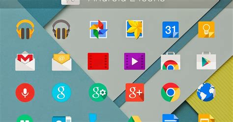 wallpaper android l pack android l flat icons pack windows10 themes i cleodesktop