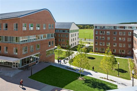 Umass Amherst Finder Commonwealth Honors College Residential Complex At Umass Amherst Receives Leed Silver