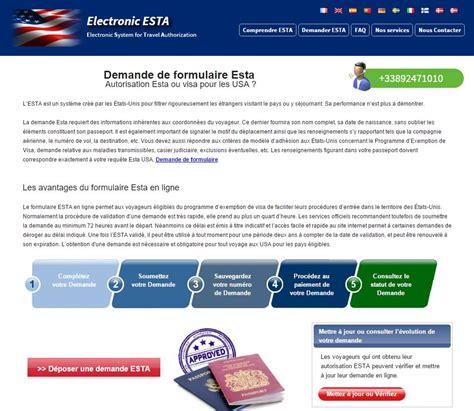 Lettre De Demande De Renouvellement De Visa Demande Autorisation Esta