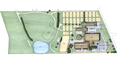Large Floor Plans by Greystone Equestrian Center Field Sport Concepts Ltd