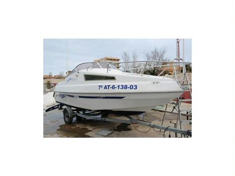 boats for sale javea aquamar bahia 20 in puerto de j 225 vea open boats used
