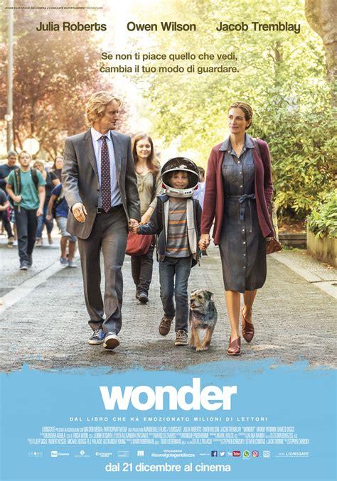 cinema 21 wonder wonder il poster mymovies it