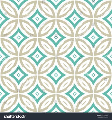 geometric background circles seamless pattern vector stock overlap circles seamless geometric background pattern