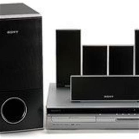 sony dav hdx 266 home theater system reviews