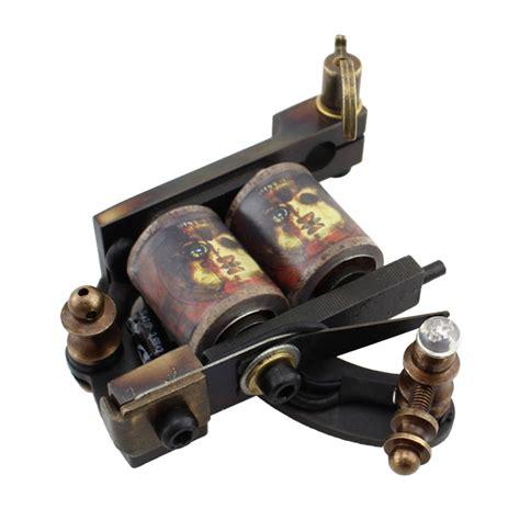 tattoo gun ebay canada handmade carving copper tattoo machine gun for shader 12