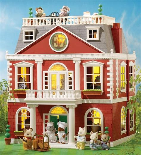 critter doll house 438 best images about calico critter on pinterest sylvanian families doll houses and toys