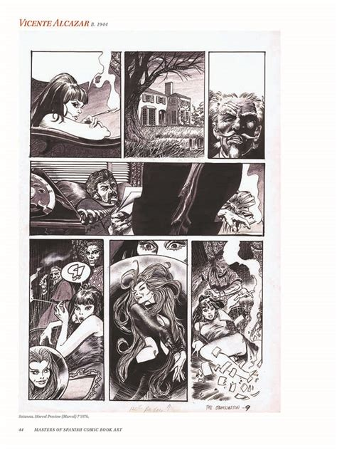 libro masters of spanish comic masters of spanish comic book art book review impulse gamer