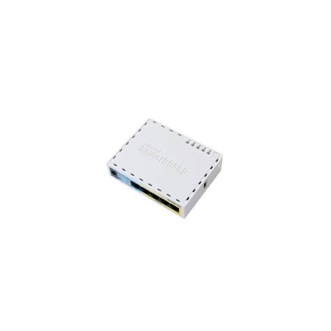 Mikrotik Routerboard Rb750upr2 With Poe Output mikrotik routerboard rb750up 4x poe napjanje