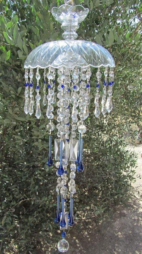 Handmade Glass Wind Chimes - 17 best images about diy wind chimes spinners