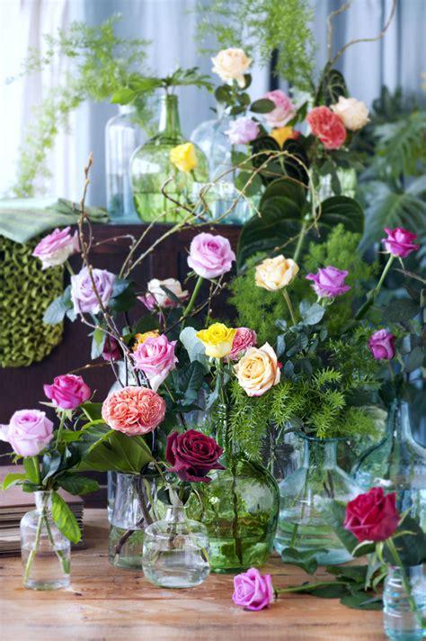 conservazione fiori recisi come prolungare la vita dei fiori recisi