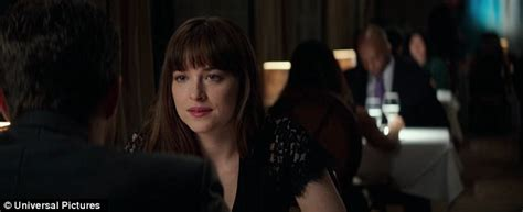 fifty shades of darker film date fifty shades darker clip gets steamy in crowded elevator