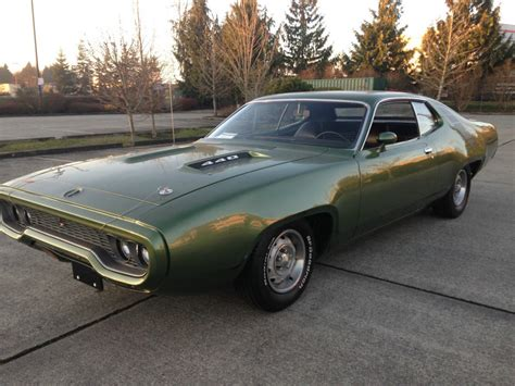 plymouth roadrunner 1971 1971 plymouth road runner for sale
