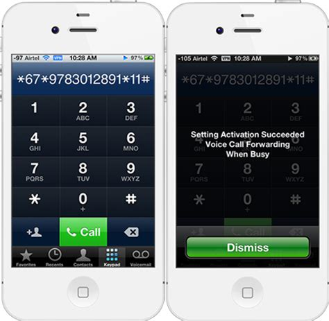call forwarding on iphone call forwarding in iphone simplified conditional ios tips tricks iphone hacks