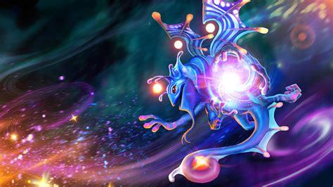 dota  game hero puck creatures fantasy magic hd