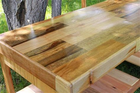 diy pallet end table and coffeetable pallet furniture plans