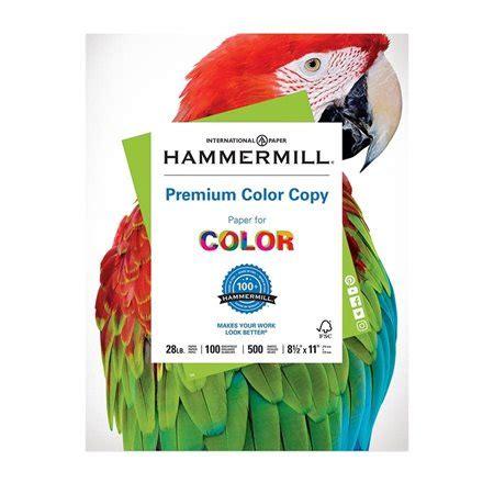 hammermill color copy digital papier hammermill color copy digital 28 lb paquet de 500