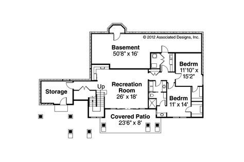 daylight basement house plans house plans daylight